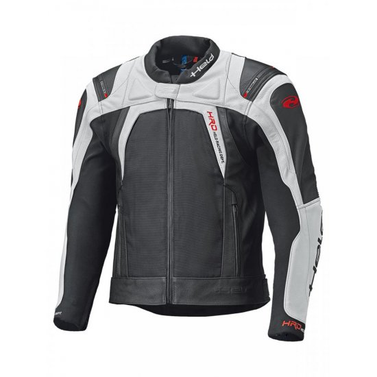Held Hashiro II Leather Motorcycle Jacket Art 5829