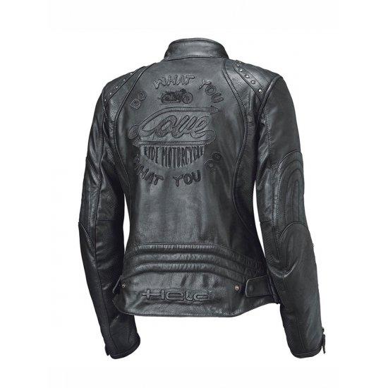 Held Asphalt Queen 2 Ladies Leather Motorcycle Jacket Art
