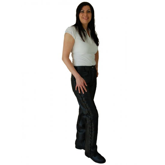JTS 113 Ladies Laced Sided Jean