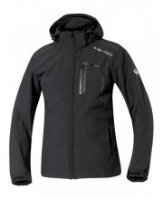 Held Ladies Zip Hood Softshell Jacket Art 9490