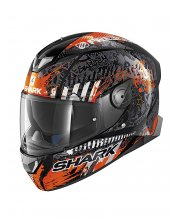 Shark Skwal 2 Switch Rider 2 Motorcycle Helmet