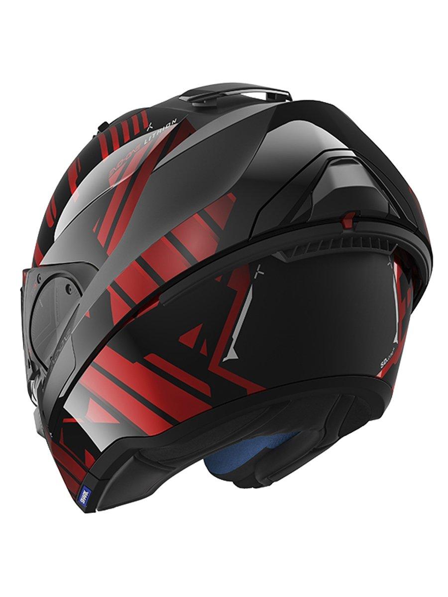 shark evo one 2 lithion dual motorcycle helmet free uk delivery exchanges jts biker clothing. Black Bedroom Furniture Sets. Home Design Ideas