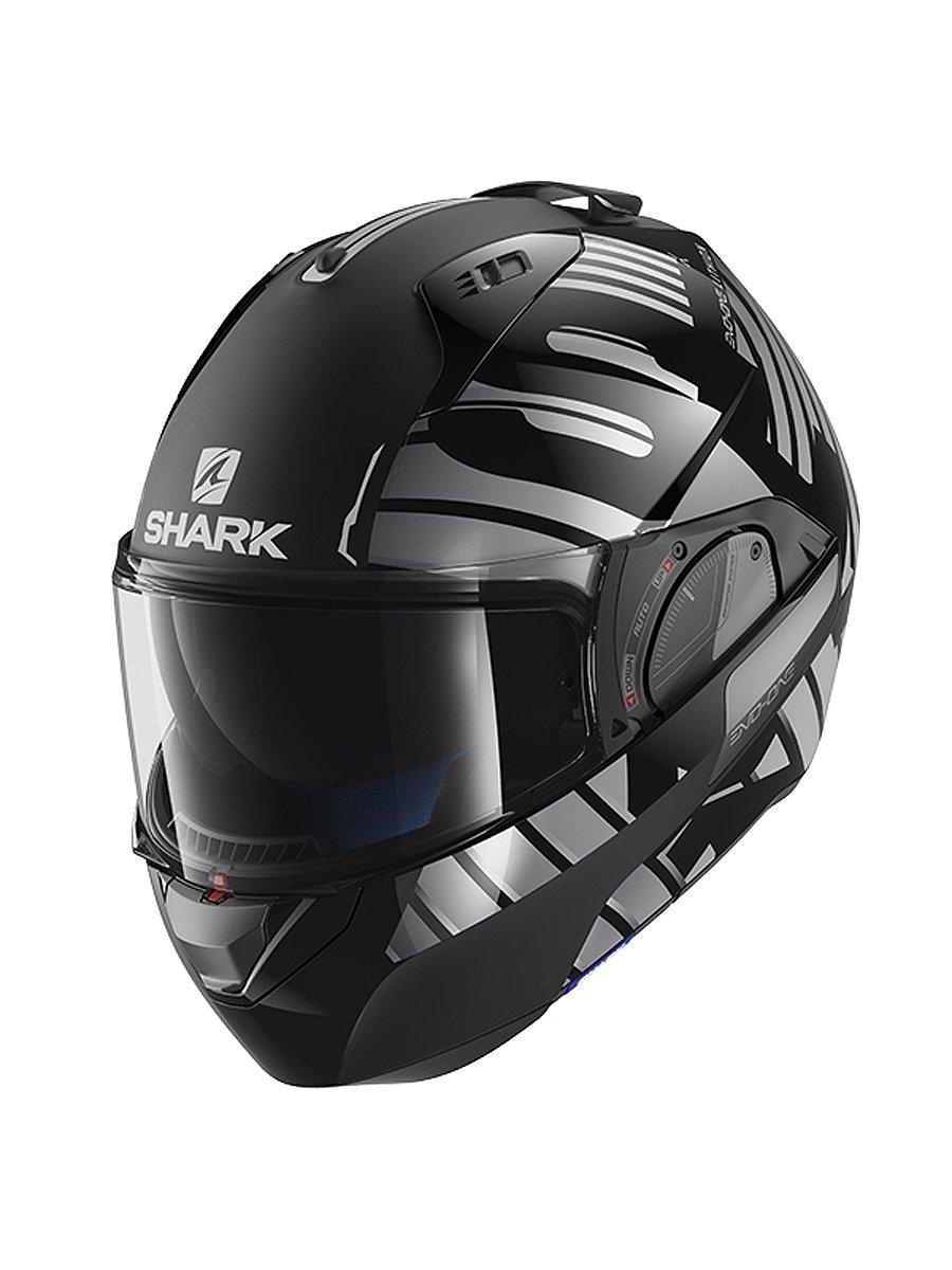 shark evo one 2 lithion dual motorcycle helmet free uk. Black Bedroom Furniture Sets. Home Design Ideas