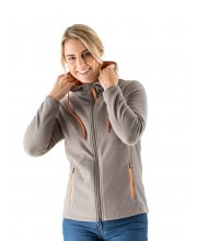 EDZ Ladies MicroFleece Midlayers Hoodie