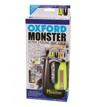 Oxford - Monster Disc Lock