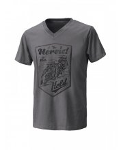 Held Ladies Be Heroic T-Shirt Art 9785