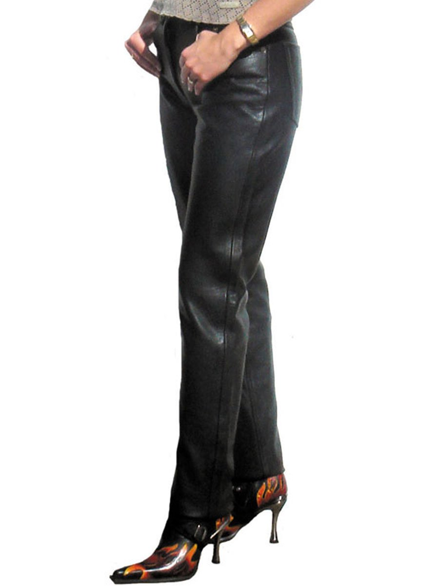 Leather Trousers Uk 68