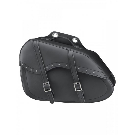 Held Cruiser Drop Leather Saddle Bag Art 4865.10
