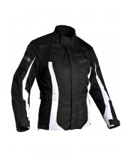 Richa Biarritz Ladies Textile Motorcycle Jacket White