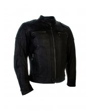Richa Detroit Leather Motorcycle Jacket