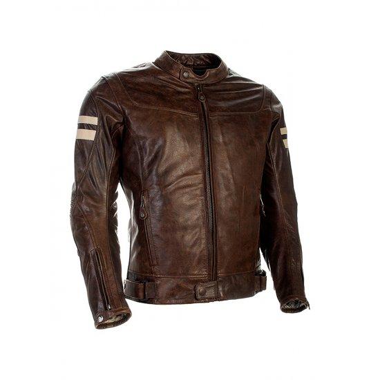 Richa Hawker Leather Motorcycle Jacket Free Uk Delivery