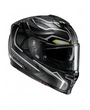 HJC RPHA 70 Black Panther Motorcycle Helmet