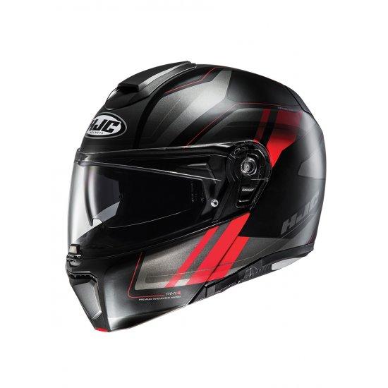hjc rpha 90 tanisk motorcycle helmet free uk delivery exchanges jts biker clothing. Black Bedroom Furniture Sets. Home Design Ideas
