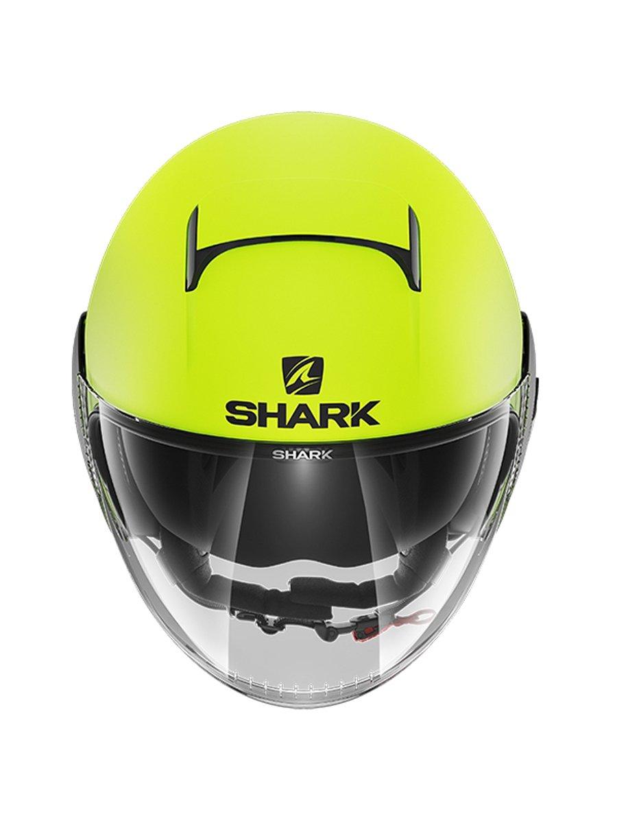 d2cdddad Shark Nano Neon Matt Motorcycle Helmet - FREE UK DELIVERY ...