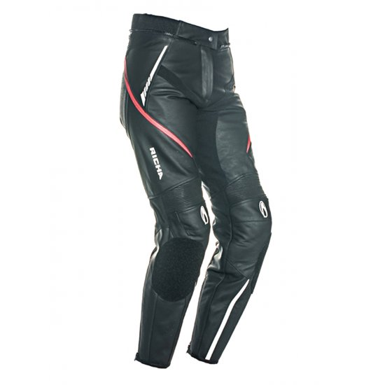 Richa Nikki Ladies Leather Motorcycle Trousers