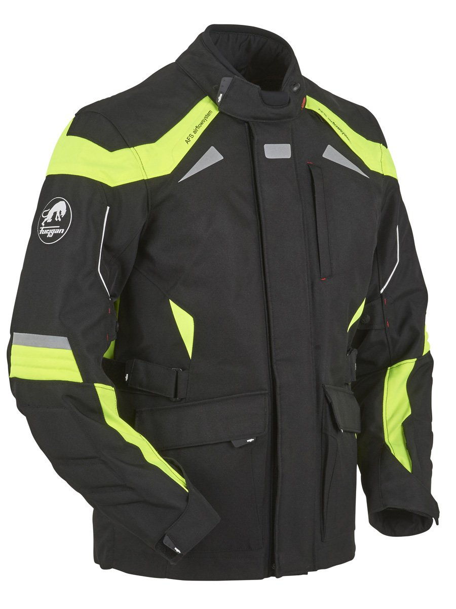 Furygan Wr 16 Textile Motorcycle Jacket Free Uk Delivery