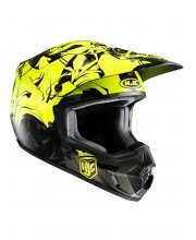 HJC CS-MX II Graffed Motorcycle Helmet