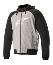 Alpinestars Chrome Sport Motorcycle Hoodie at JTS Biker Clothing