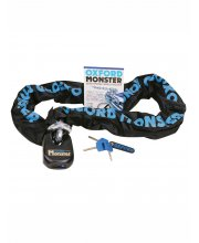 Monster ultra strong chain and padlock