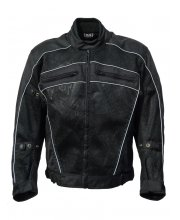 JTS Cool Summer Mesh Motorcycle Jacket