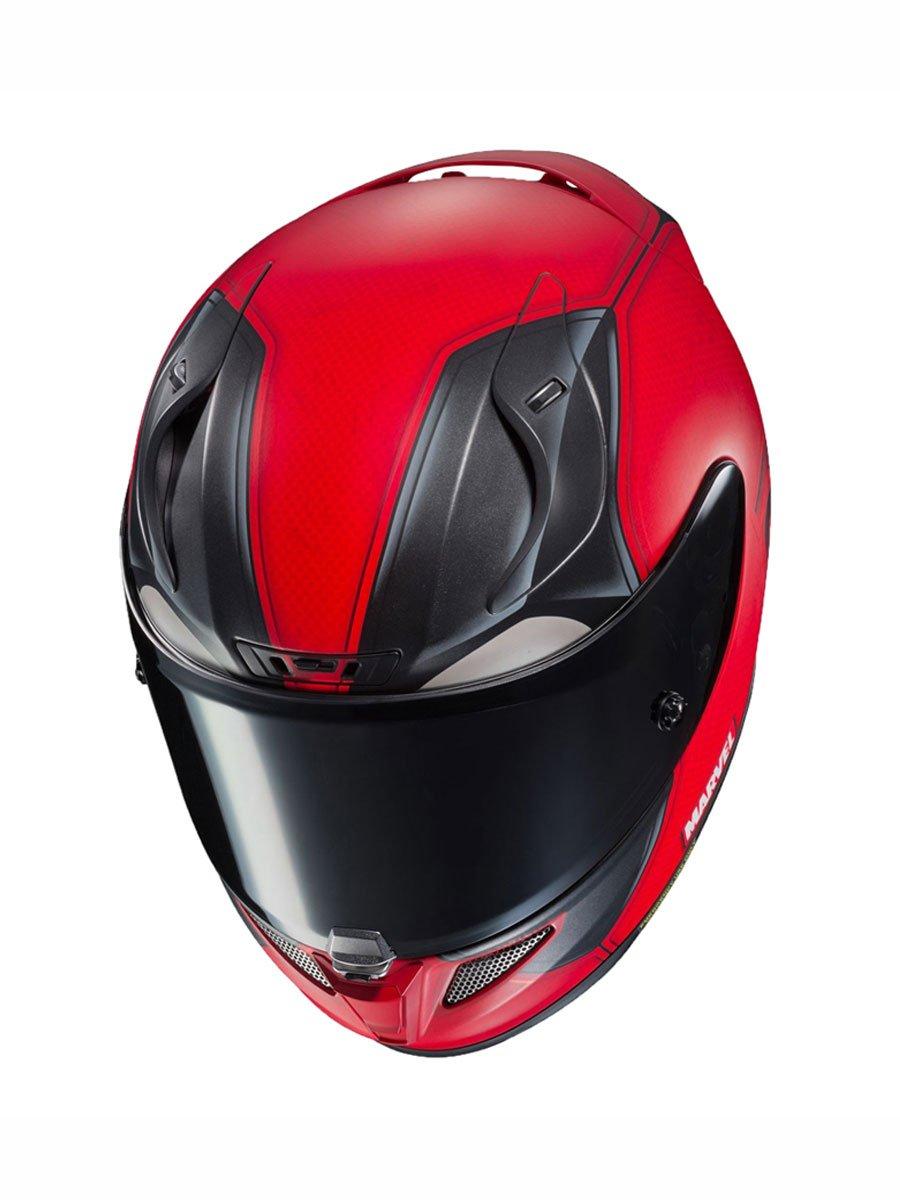 hjc rpha 11 deadpool 2 motorcycle helmet free uk delivery exchanges jts biker clothing. Black Bedroom Furniture Sets. Home Design Ideas