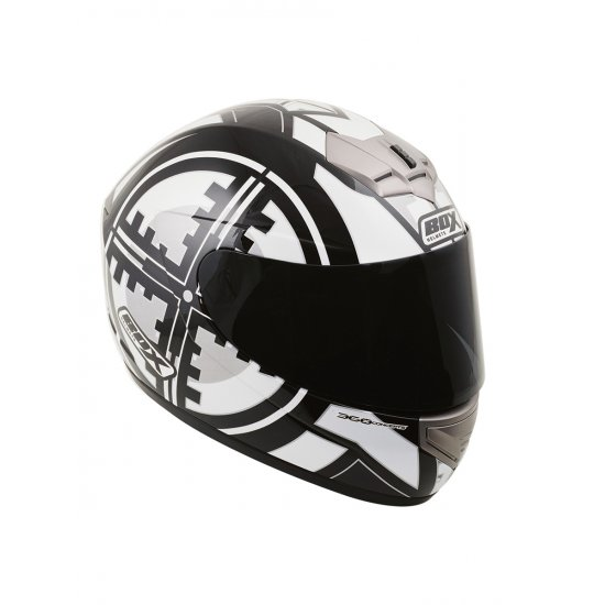 Box BX-1 Scope Motorcycle Helmet