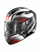 Shark D-Skwal Mercurium Motorcycle Helmet at JTS Biker Clothing