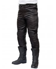 JTS 844 Mens Leather Motorbike Trouser