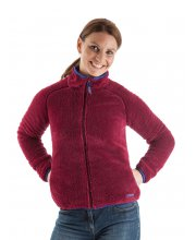 Ladies Yeti Jacket Maroon