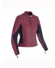 Held Leather Jacket Debbie Ii Black//White 34