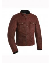 Oxford Holwell 1.0 Wax Cotton Textile Motorcycle Jacket at JTS Biker Clothing