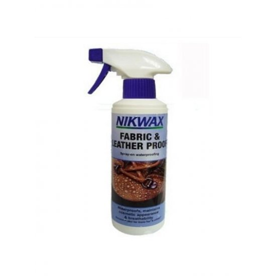 Nikwax Fabric & Leather Proof Spray