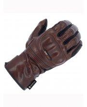 Brown Richa Shadow Urban Retro Short Leather Motorcycle Motorbike Gloves