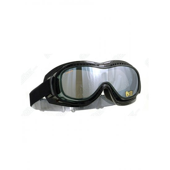 Halcyon MK5 Vision Motorcycle Goggles