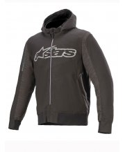 Alpinestars Rhod Windstopper Textile Motorcycle Hoodie at JTS Biker Clothing
