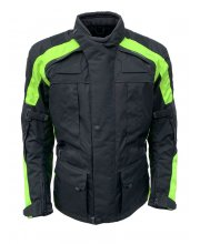 JTS Urban Evo Tall Fit Waterproof Textile Motorcycle Jacket at JTS Biker Clothing