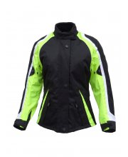 JTS Holly Ladies Waterproof Textile Jacket