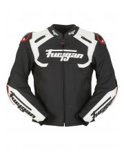 Furygan Akira Leather Motorcycle Jacket Front