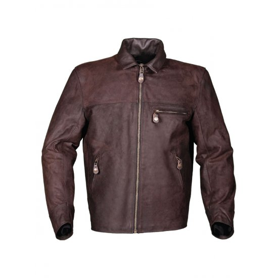 Furygan New Texas Leather Motorcycle Jacket
