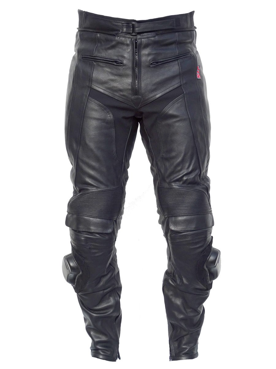 4f298b23 Leather Motorcycle Trousers - JTS Biker Clothing