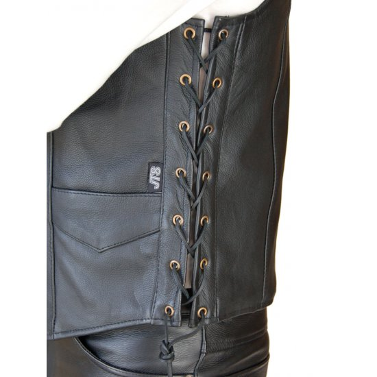 JTS 1500 Laced Cowhide Waistcoat