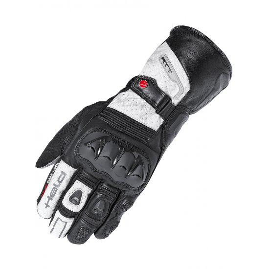 Held Air N Dry Motorcycle Gloves Art 2242 Grey