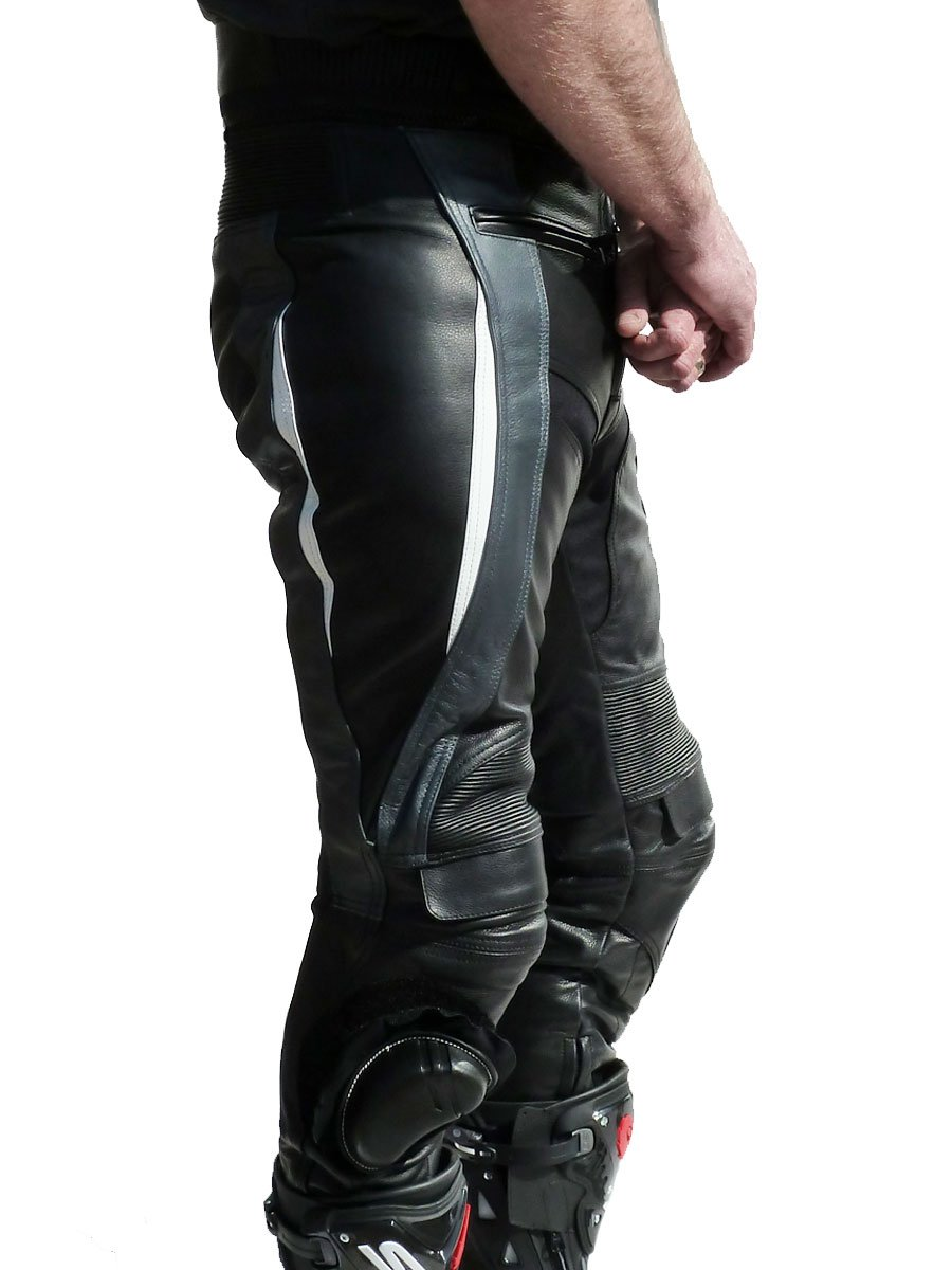 Extra Long Motorcycle Trousers