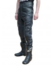 JTS Sale 744 Leather Motorcycle Trousers
