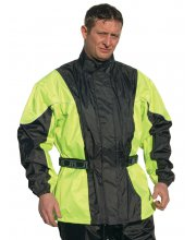 JTS Moto Waterproof Motorcycle Rain Jacket
