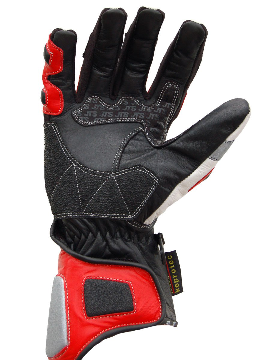 Jts Victory Summer Motorcycle Glove Free Uk Delivery