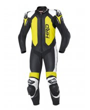 Held Slade One Piece Motorcycle Leathers High Visibility