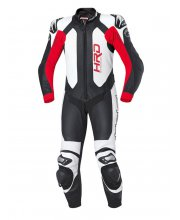 Held Slade One Piece Motorcycle Leathers Red
