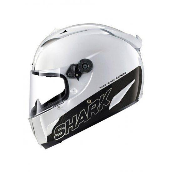 Shark Race-R Pro Carbon Blank Motorcycle Helmet