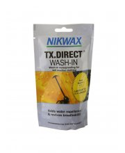 Nikwax TX Direct Wash In 100ml Pouch